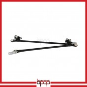 Wiper Transmission Linkage Assembly - WLAC00