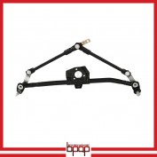 Wiper Transmission Linkage Assembly - WLBE98