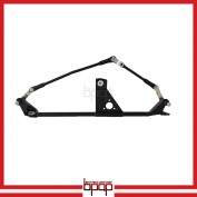 Wiper Transmission Linkage Assembly - WLV798