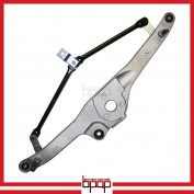 Wiper Transmission Linkage Assembly - WLVE09